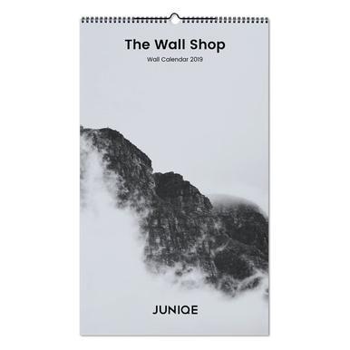 The Wall Shop 2019 Wall Calendar
