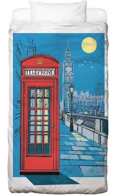 Telephone Box Bettwäsche