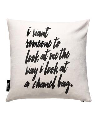 Chanel Bag Kussenhoes