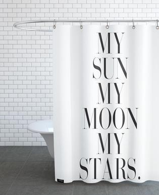 My Sun Moon As Aluminium Print By Honeymoon Hotel