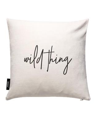 Wild Thing Cushion Cover