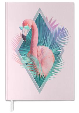 Tropical Leaves Personal Planner