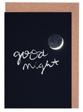 Goodnight wenskaartenset