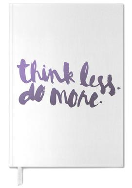 Think Less Personal Planner