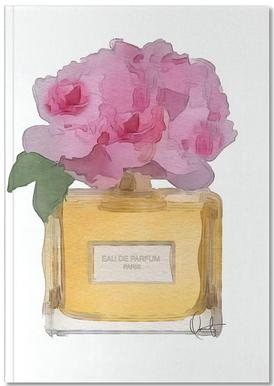 Eau de parfum 3 Carnet de note