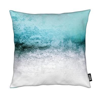 Snowdreamer Aqua Cushion