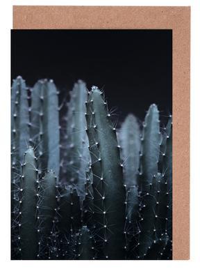 Dark Plants 2 Cacti wenskaartenset