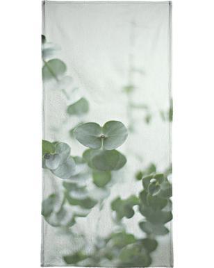 Eucalyptus Green 2 Beach Towel