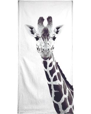 Giraffe Serviette de plage