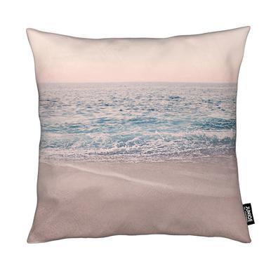 Rosegold Beach Morning Cushion