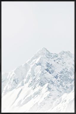 White Mountain 2 Framed Poster