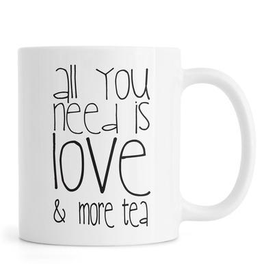 Love and Tea Tasse