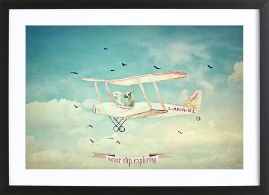 Buy Framed Airplane Prints and Art Online | JUNIQE UK