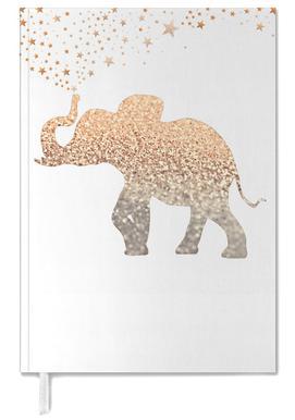 Gold Elephant -Terminplaner