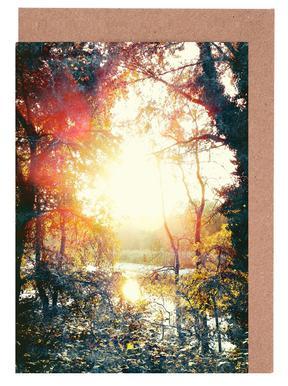 Sunset Gift Greeting Card Set