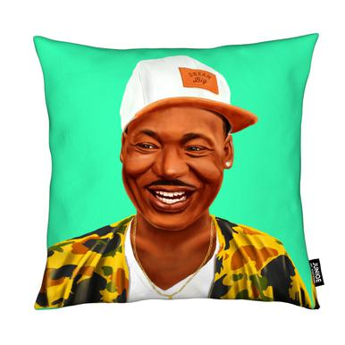 Martin Luther King Cushion