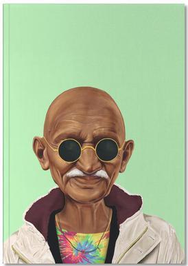Gandhi Notizbuch