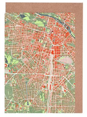 Munich Classic wenskaartenset
