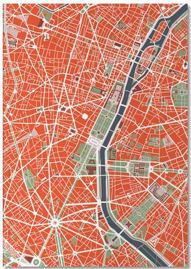 Paris Classic Notitieboekje