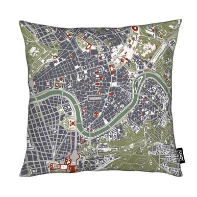 Rome Engraving Cushion
