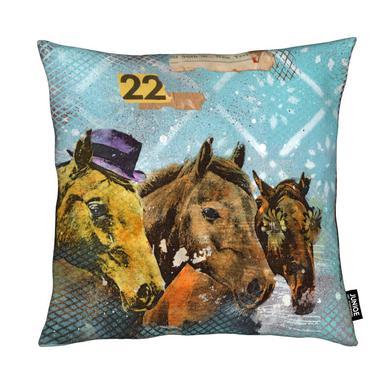Horses 22 Kussen