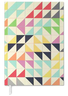 Triangles and Squares I Personal Planner