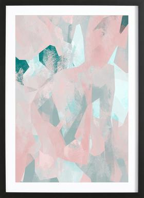 Camouflage XCV Framed Print