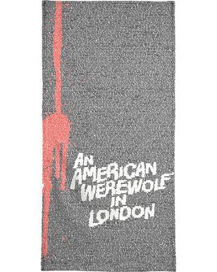 An American Werewolf In London handdoek