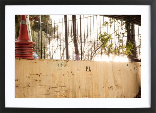DSC8973 -Bild mit Holzrahmen