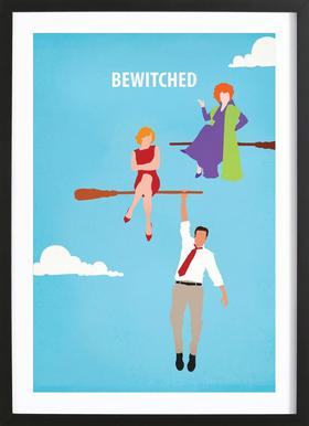 Bewitched Framed Print