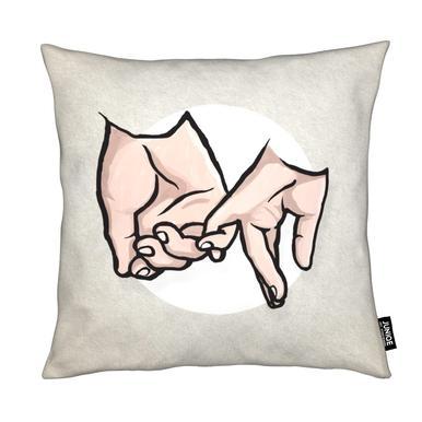 Pinky Cushion
