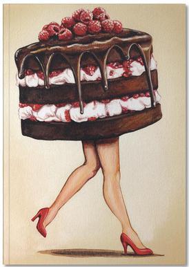 Cake Walk Notebook