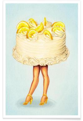 Cake-Walk-III-Kelly-Gilleran-Premium-Pos