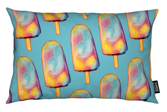 Rainbow Paddle Pop Cushion