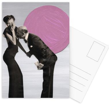 Kiss the Hand Postcard Set