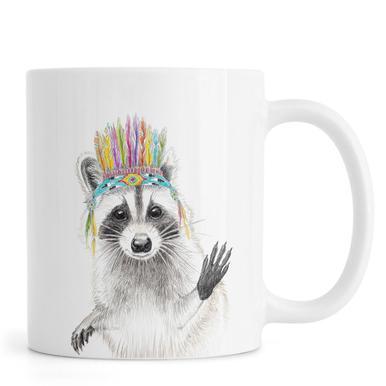 Raccoon Mok
