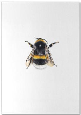 Bumblebee 01 Notizblock