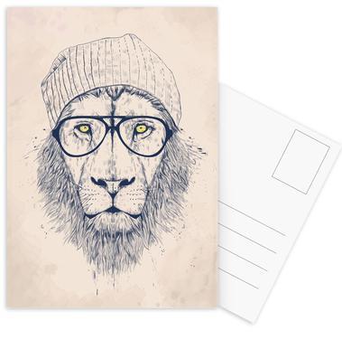 buy art postcard sets online juniqe