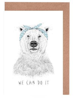 We can do it wenskaartenset