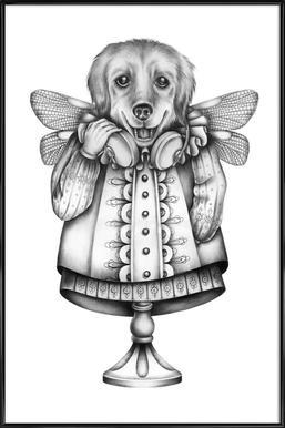 Dog Framed Poster