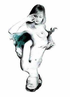 Symbiosis Canvas Print