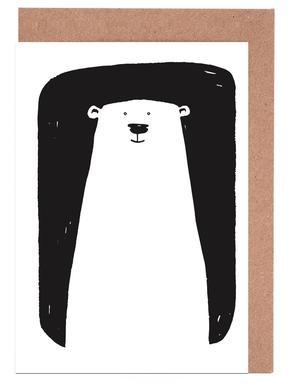 Bear wenskaartenset