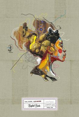 Erykah Portrait acrylglas print