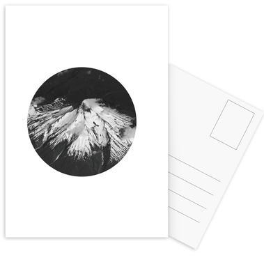 Circular 4 Andes ansichtkaartenset