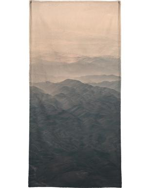 Raw 5 Andes Chile Beach Towel