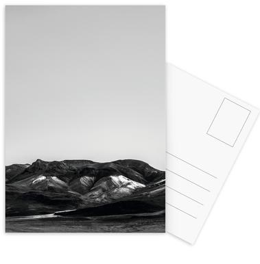 Raw 6 Salar de Uyuni Bolivia ansichtkaartenset