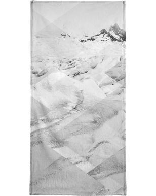 Scattered 3 Perito Moreno Beach Towel