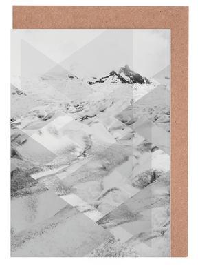 Scattered 3 Perito Moreno Set de cartes de vœux