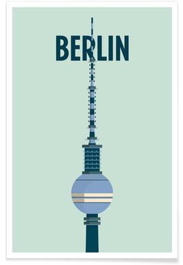 Berlin Affiche