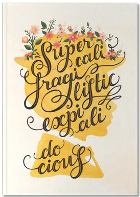 Supercalifragilisticexpialidocious - Draw Me A Song Project Notebook